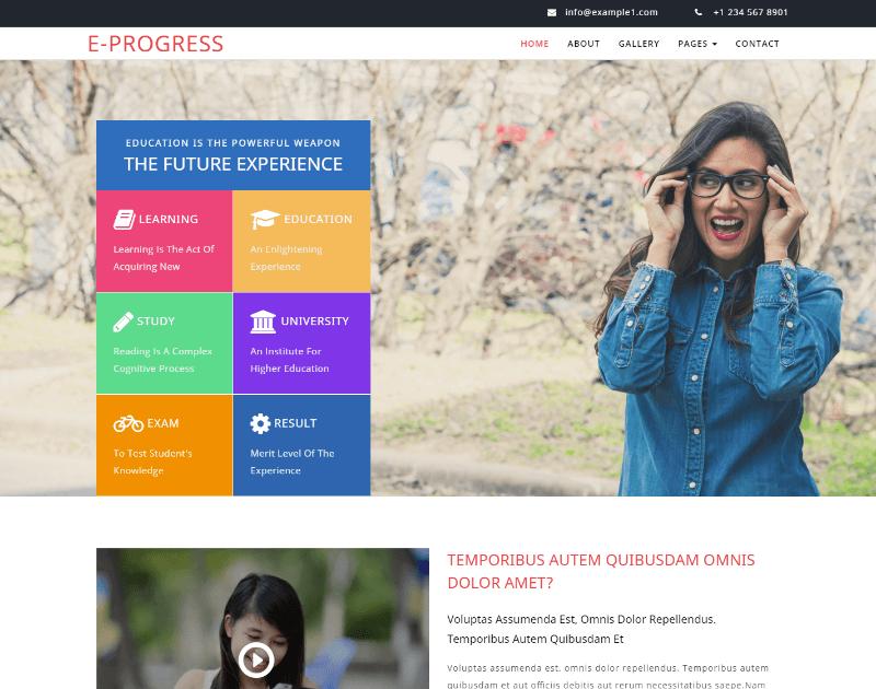 E-Progress