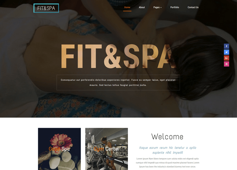 Fit and Spa