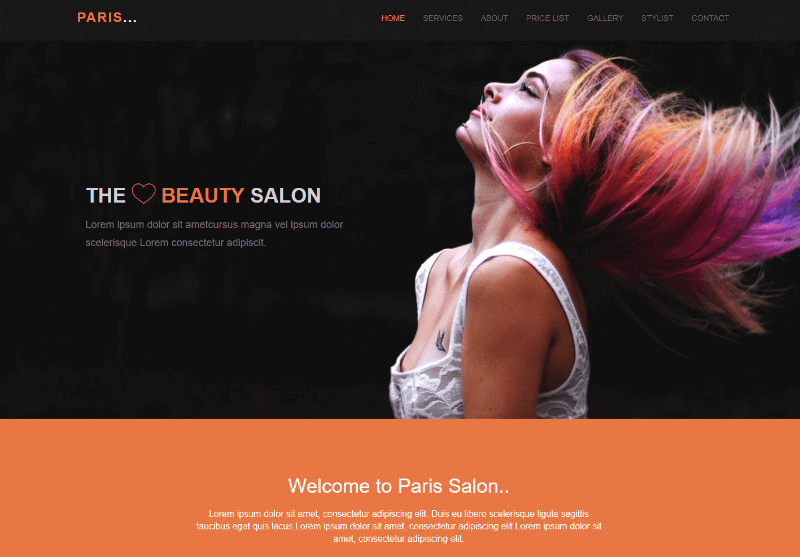 Paris Hair Salon