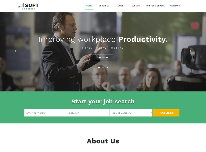 Soft HR agency