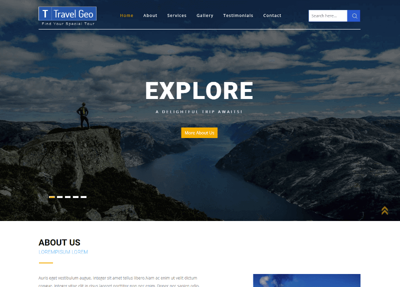 Best Free HTML Website Templates