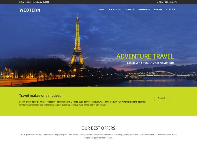 Western Travel