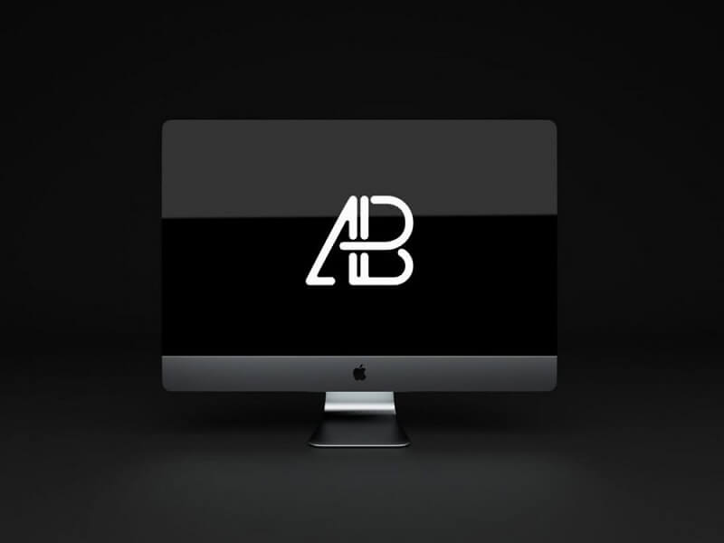 Animated iMac Pro