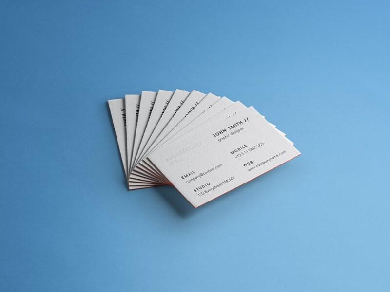 Business Card Brand