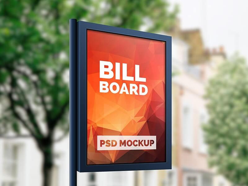 Clean Billboard