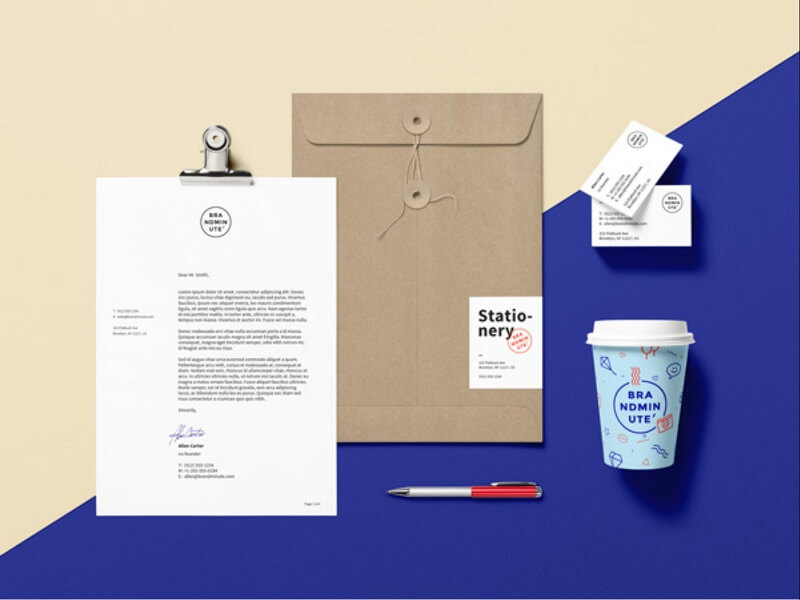 Customizable branding identity