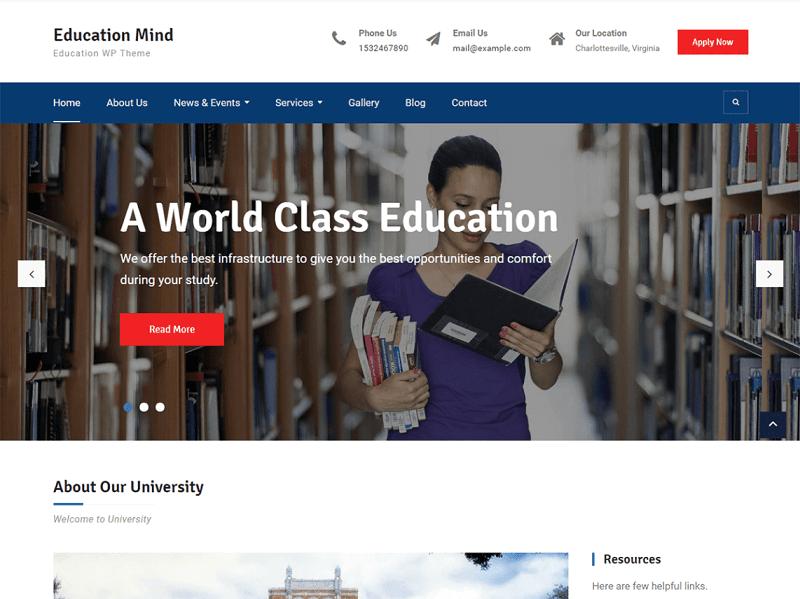 Education Mind