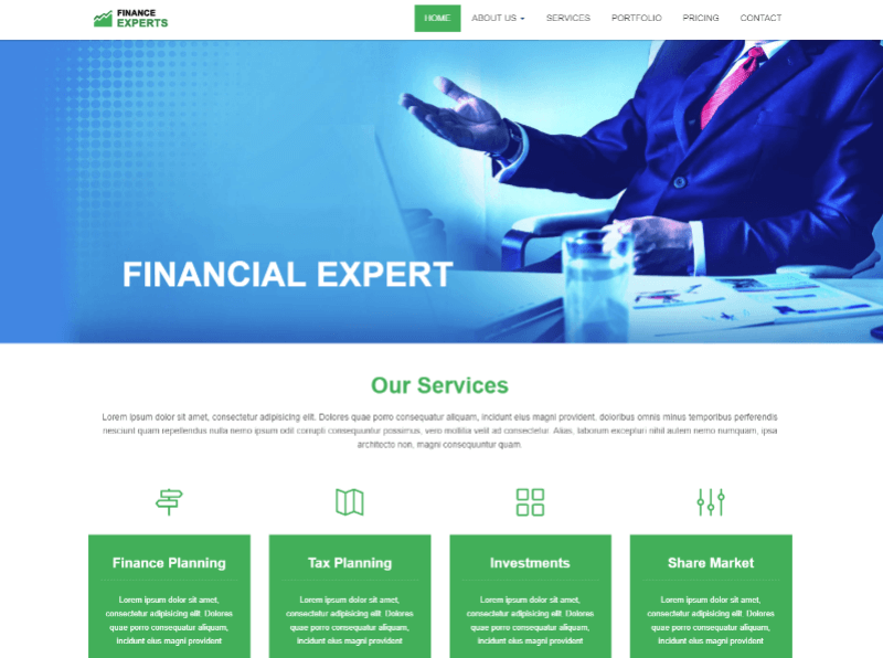 Finance Experts