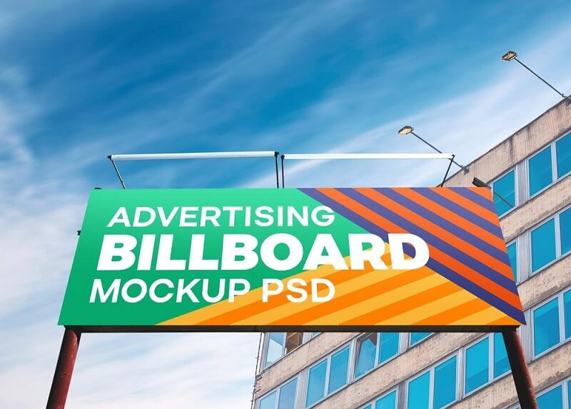 Huge Outdoor Billboard