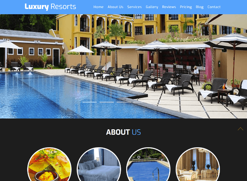 Luxury Resorts