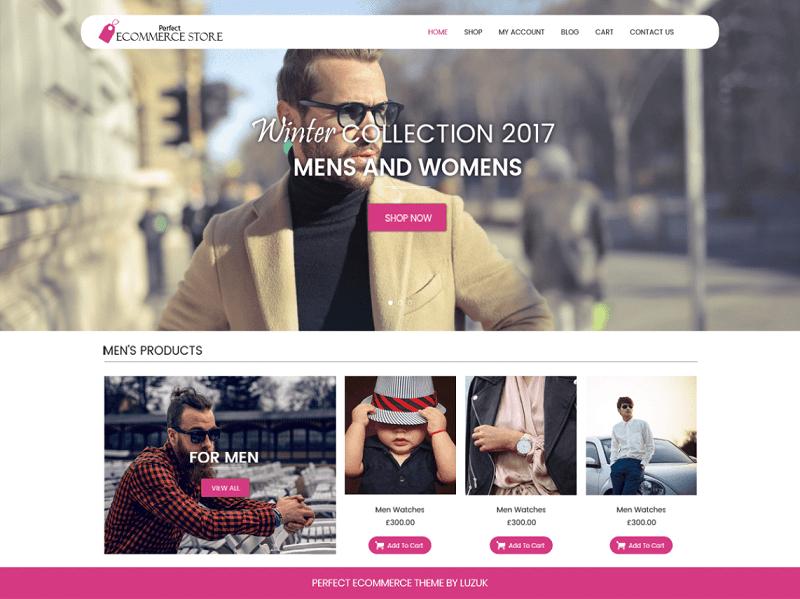 Perfect E-commerce