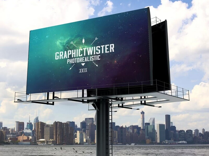 Photorealistic Billboard