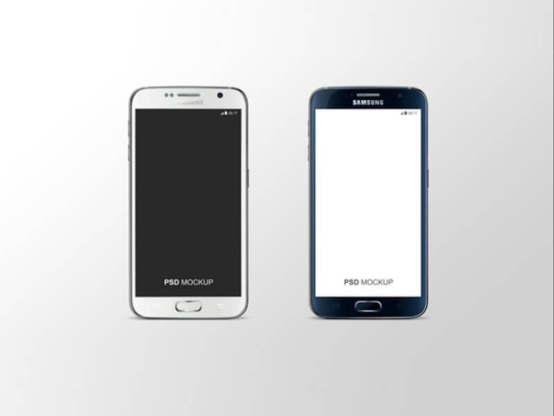 Samsung Galaxy S6 PSD