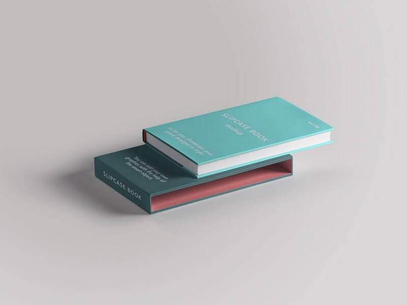 Slipcase Book