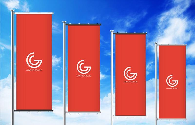 Streamer-Vertical Banners