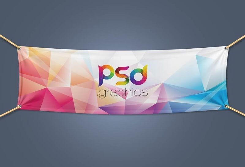 Textile Fabric Banner