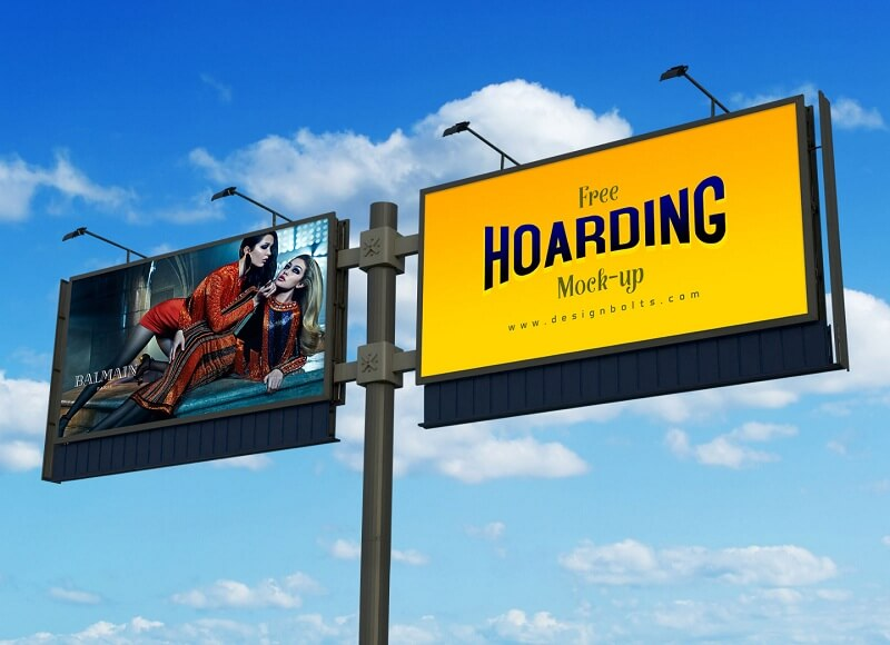 Two Way Billboard