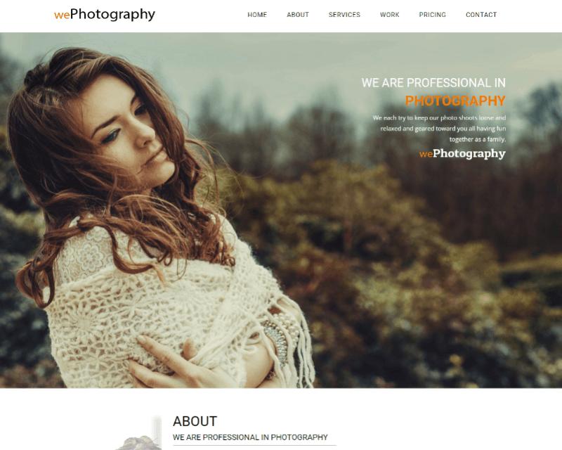 We Photography