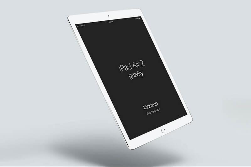 iPad Air 2 Gravity