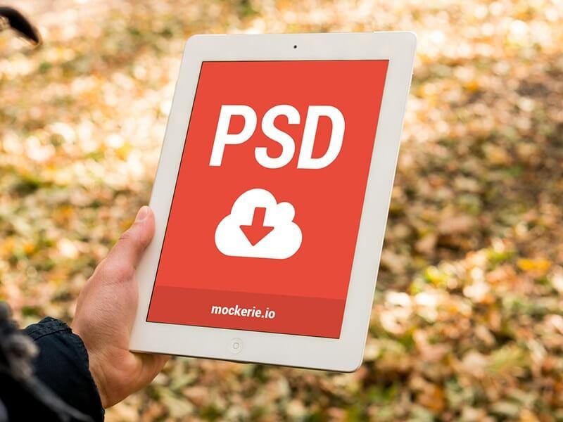 iPad Autumn Style
