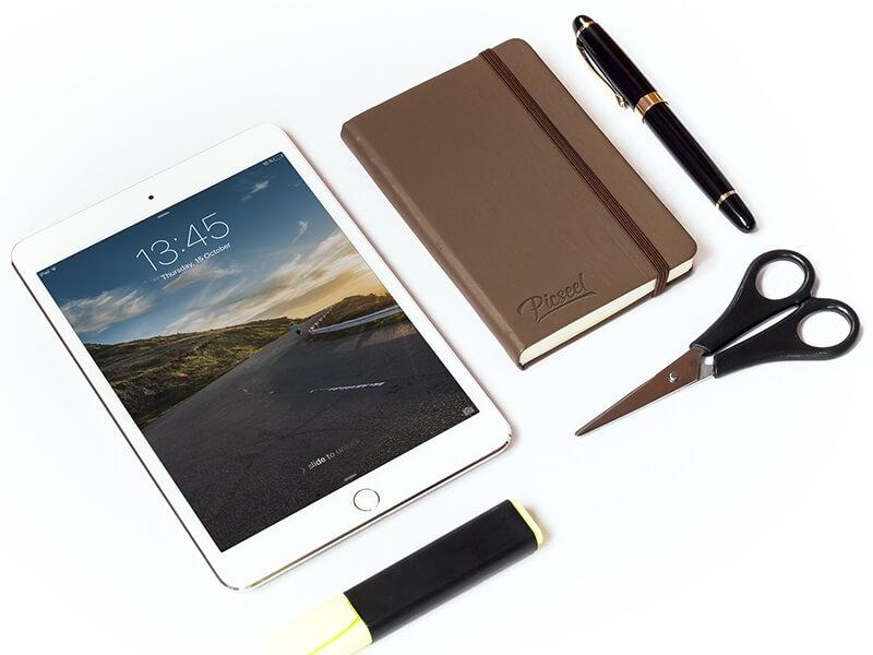 iPad Mini Stationary