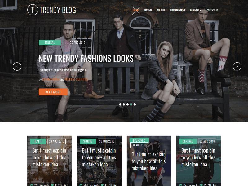 trendy blog
