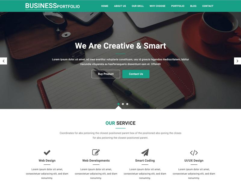 Business Portfolio