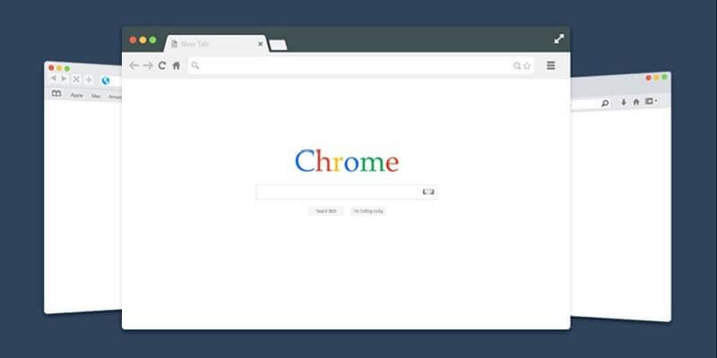 Free Web Browser Mockups