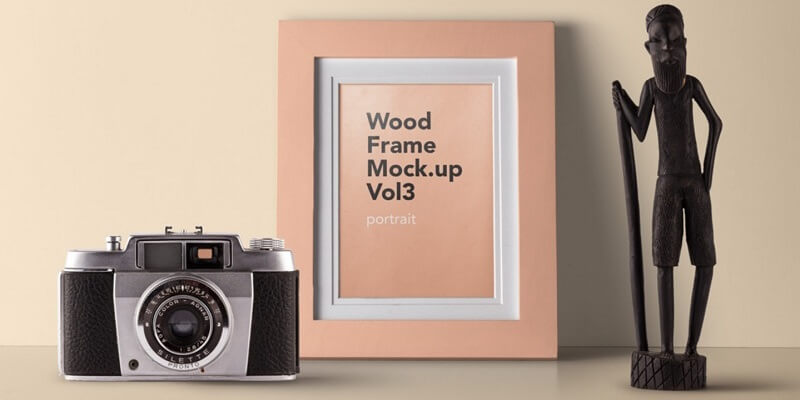 Free Picture Frame Mockups