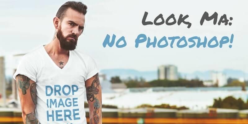 Free Photoshop Mockups
