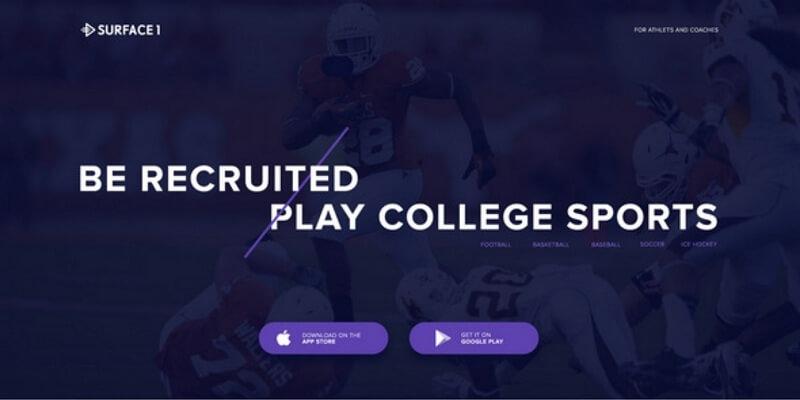 Free Sports PSD Website Templates