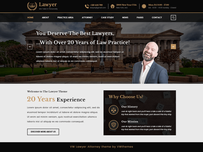 VW Lawyer Attorney