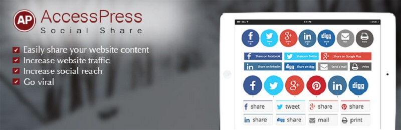 Free Social Sharing WordPress Plugins