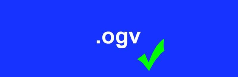 Allow ogv File Uploads