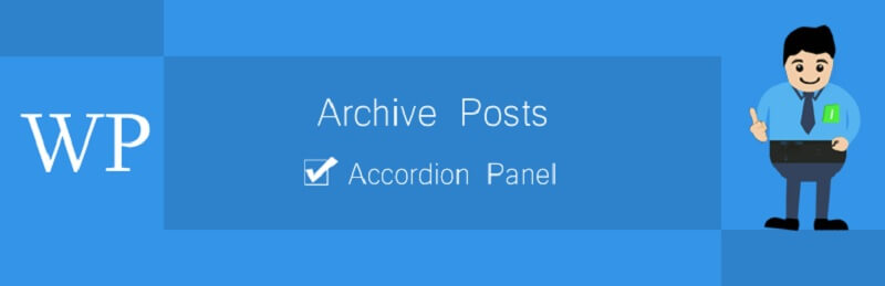 Archive Posts Accordion Panel