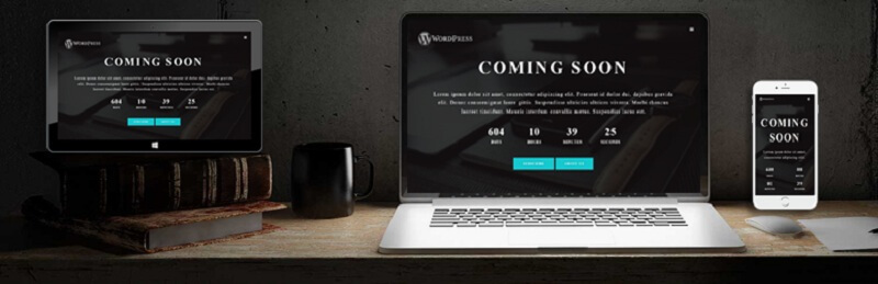 Free Coming Soon WordPress Plugins