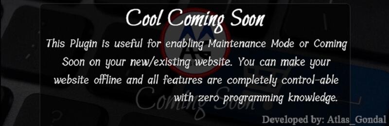 Cool Coming Soon