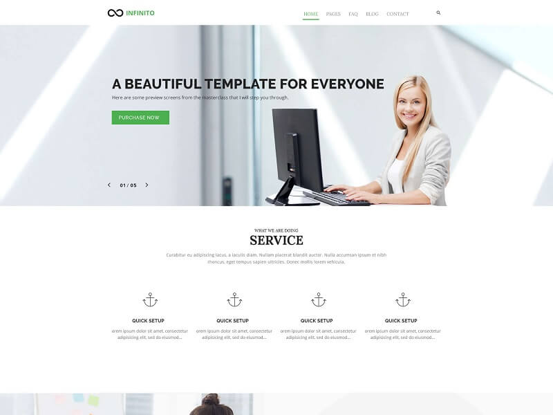 10 Best Free Personal PSD Website Templates