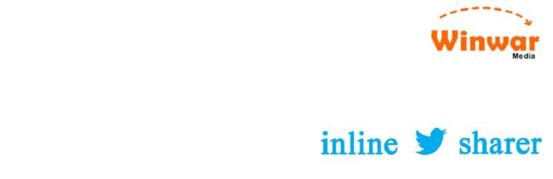 Inline Tweet Sharer