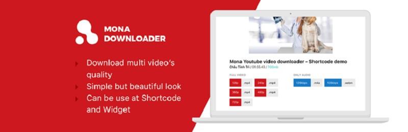 Mona Downloader
