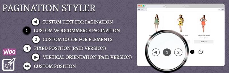 Pagination Styler