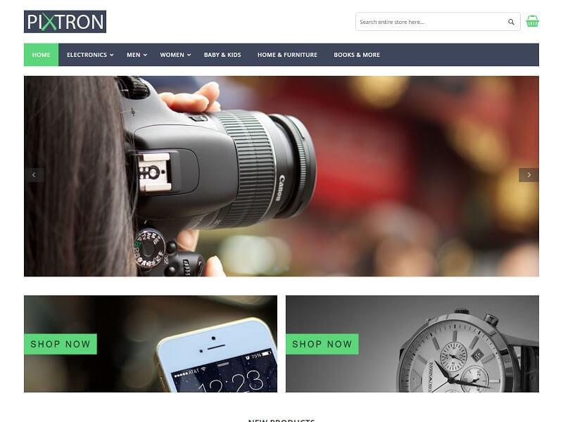 Pixtron
