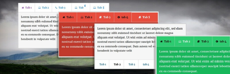 Free WordPress Tabs Plugins