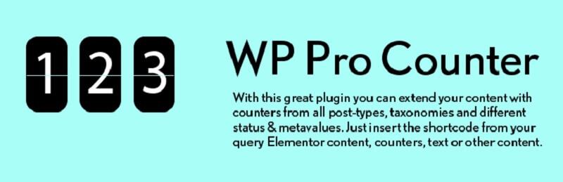 WP Pro Counter