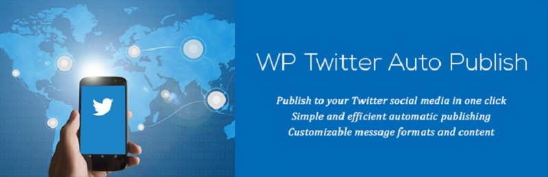 WP Twitter Auto Publish