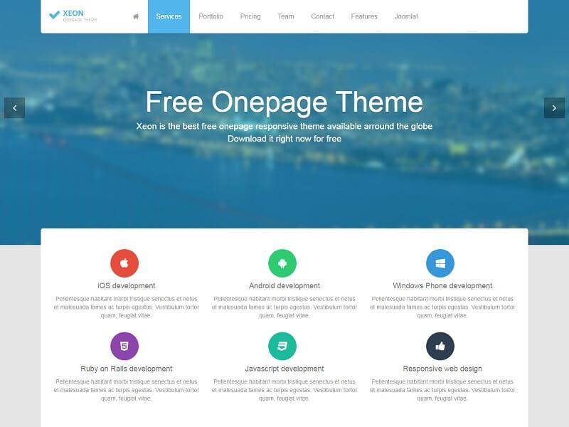 23 Best Free Joomla Templates 2021 Digital Template Market