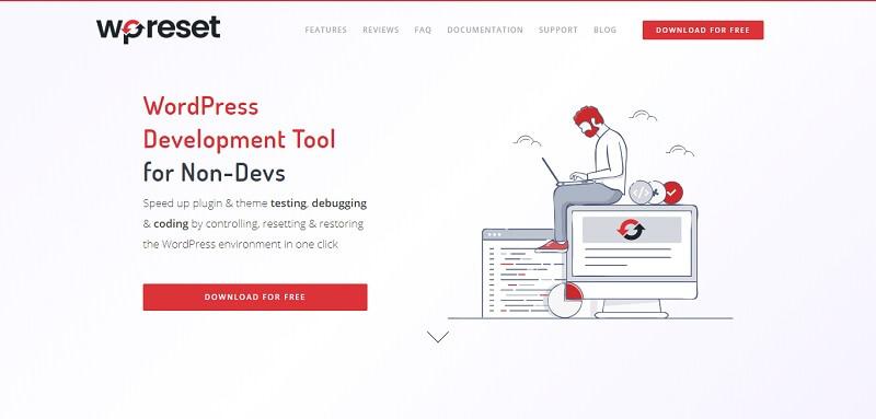 Best WordPress Reset Plugin