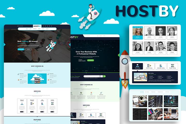 Hostby Premium