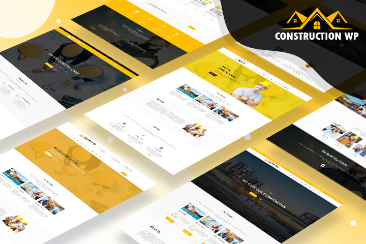 ConstructionWP Premium WordPress Theme