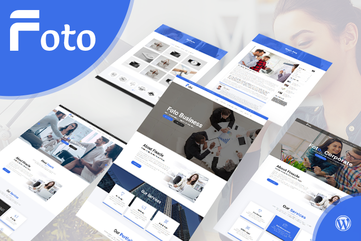 Foto Premium WordPress Theme